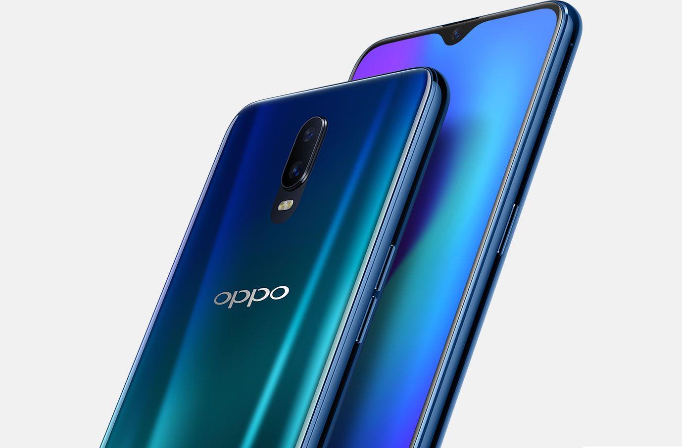 مزايا وعيوب هاتف Oppo R17 ببصمة أسفل الشاشة قبيل طرحه بالأسواق