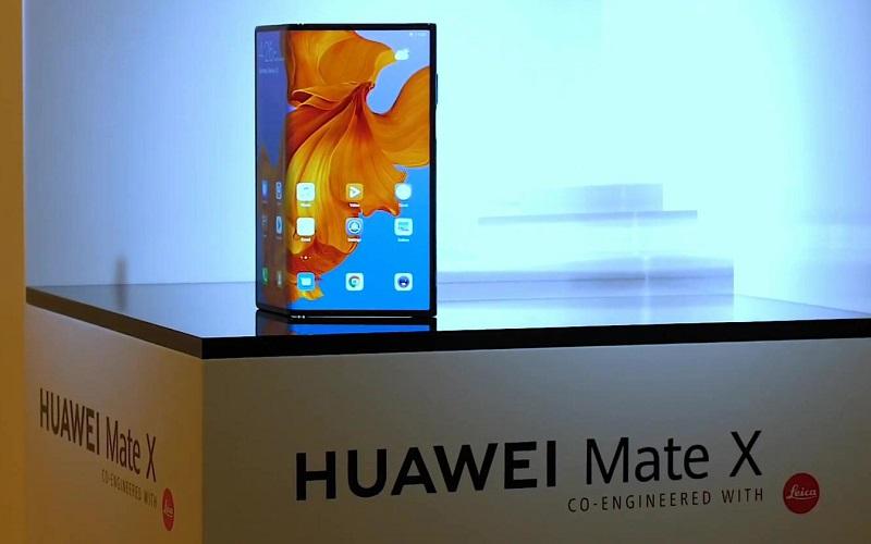تعرف على هاتف Huawei الجديد القابل للطي والأكثر من رائع Huawei Mate X