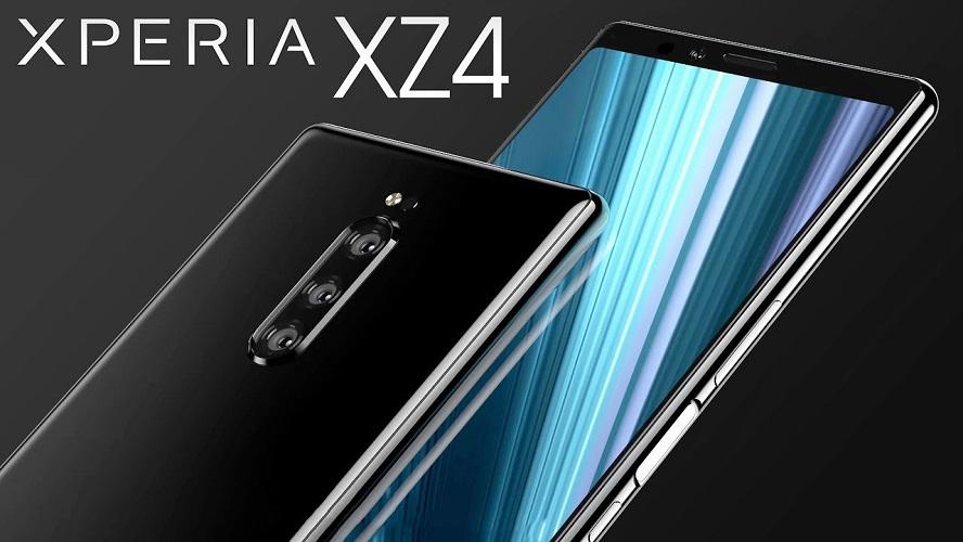 التسريبات الكاملة لهاتف Sony Xperia XZ4 المنتظر الإعلان عنه خلال MWC 2019