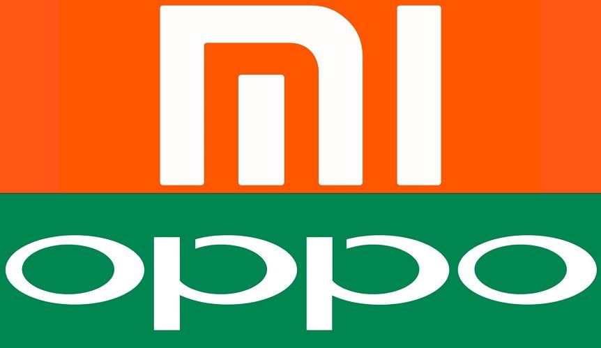 شركة Xiaomi تتقدم على Oppo في نسبة الاستحواذ بالأسواق الصينية لشهر يناير الماضي