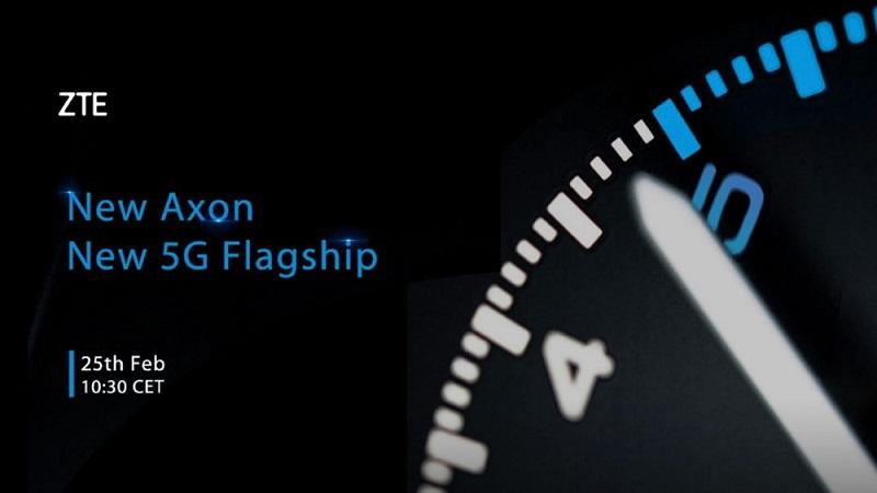 تسريبات تؤكد أن Axon 10 Pro هو هاتف ZTE القادم الداعم لتقنية اتصالات 5G