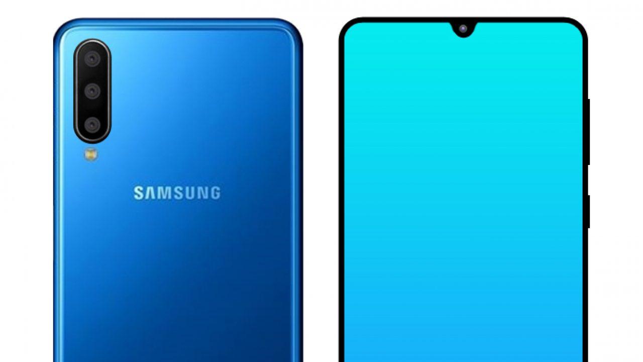تسريب مواصفات هاتف Samsung Galaxy A القادم Samsung Galaxy A60
