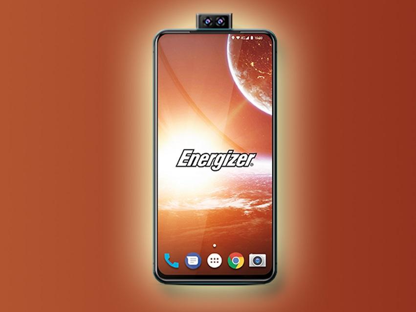 Energizer Power Max P18K أول هاتف في العالم يمكن استخدامه للدفاع عن النفس
