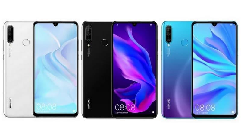 الإعلان رسميًا عن هاتف Huawei الجديد Huawei Nova 4e المنتمي للفئة المتوسطة