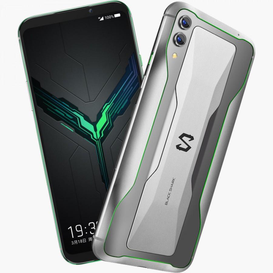 الكشف رسميًا عن هاتف Xiaomi المخصص للألعاب الجديد Xiaomi Black Shark 2