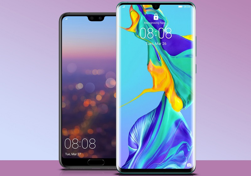 ما الذي اختلف في هاتف Huawei P30 Pro عن هاتف Huawei P20 Pro