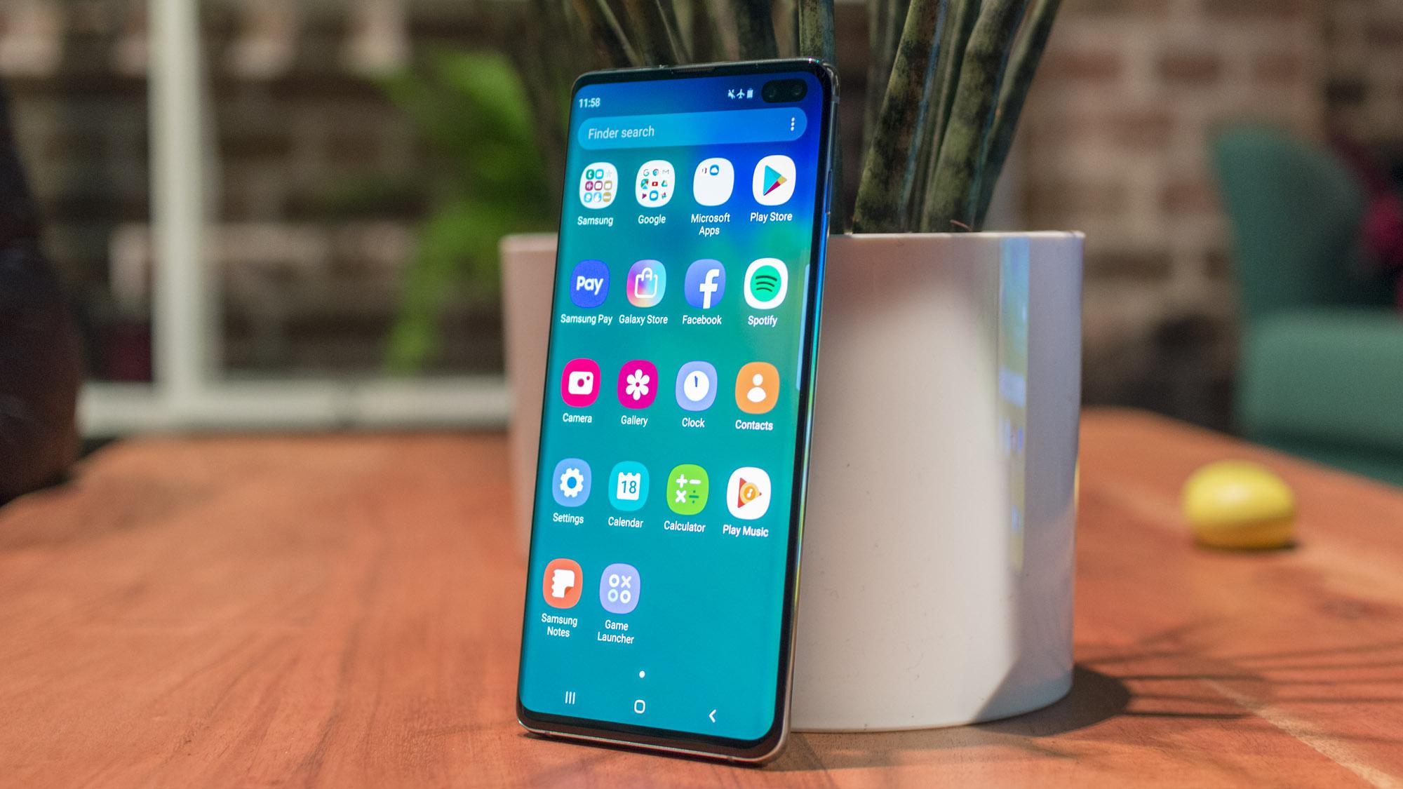 أفضل اعشر تقنيات وأحدث 10 تقنيات تتمتع بها هواتف Samsung Galaxy S10 الرائدة الجديدة