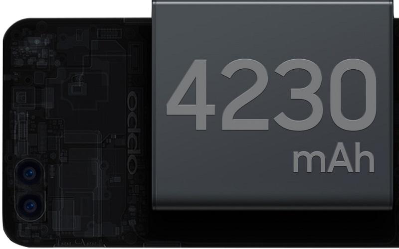 الإعلان رسميًا عن هاتف Oppo الجديد Oppo A5s ذو البطارية الضخمة والتصميم الجذاب