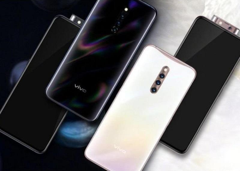 مواصفات أحدث هواتف Vivo بكاميرا منبثقة من الأعلى Vivo X27 Pro