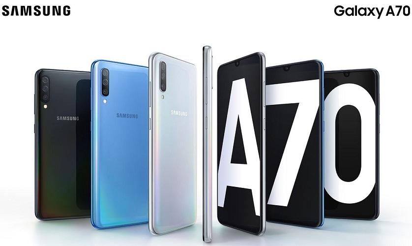 مزايا وعيوب هاتف Samsung Galaxy A70 المُنتظر طرحه في الأسواق قريبًا