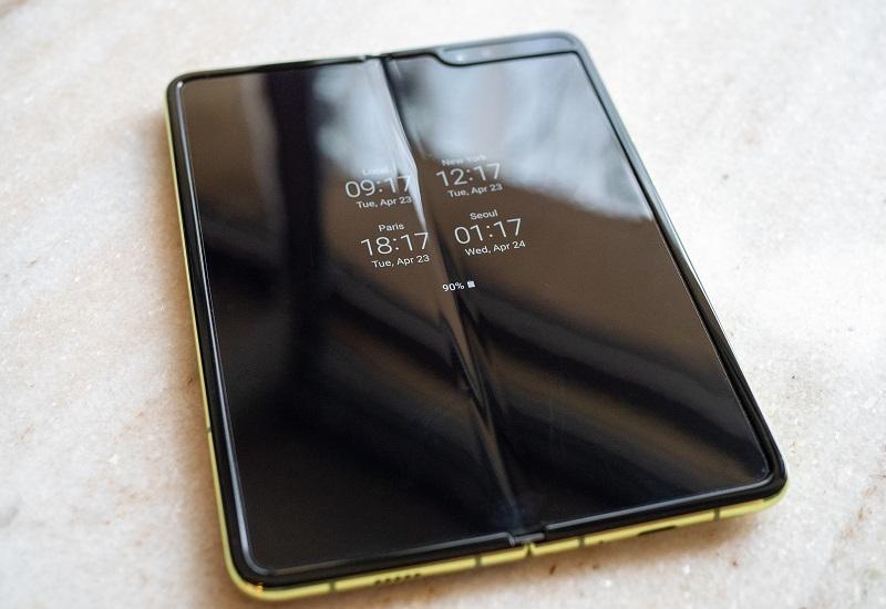 سامسونج تقرر تأجيل طرح هاتفها القابل للطي Samsung Galaxy Fold في الأسواق