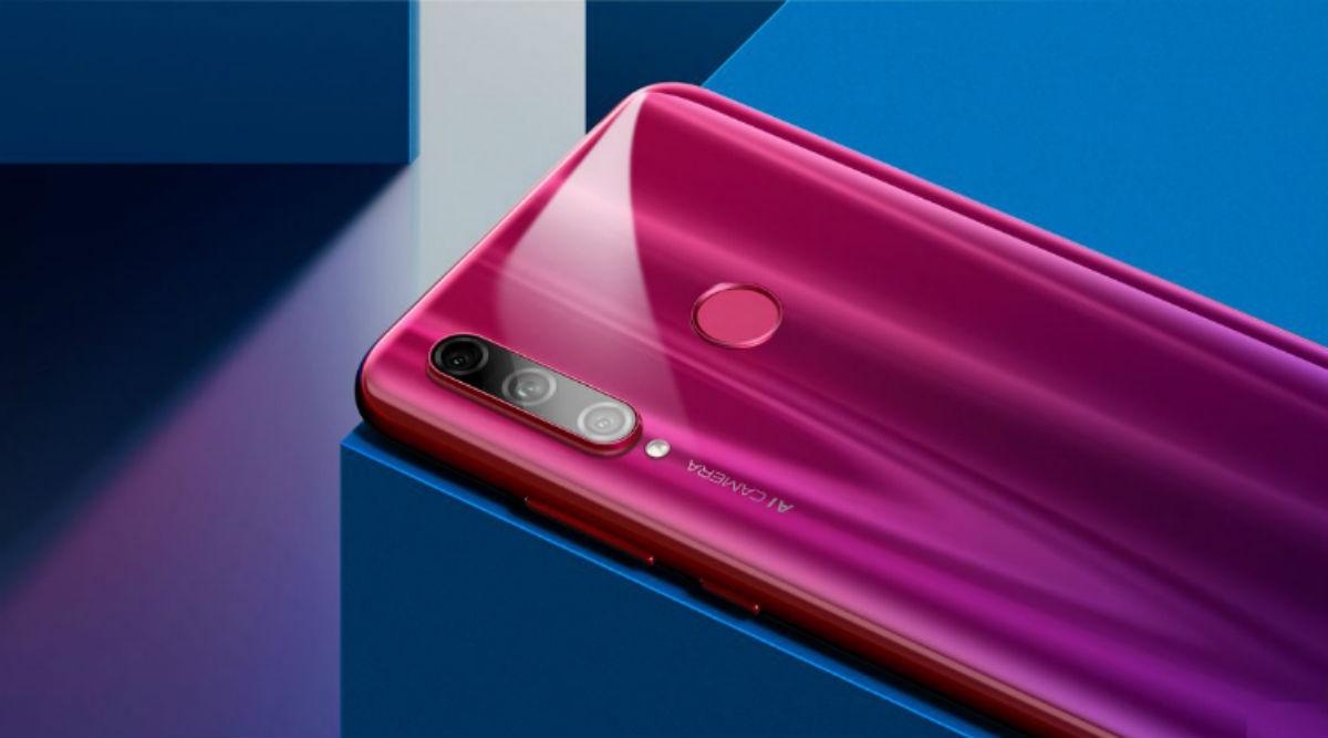 الكشف رسميًا عن هاتف Honor متوسط الفئة الجديد Honor 20i