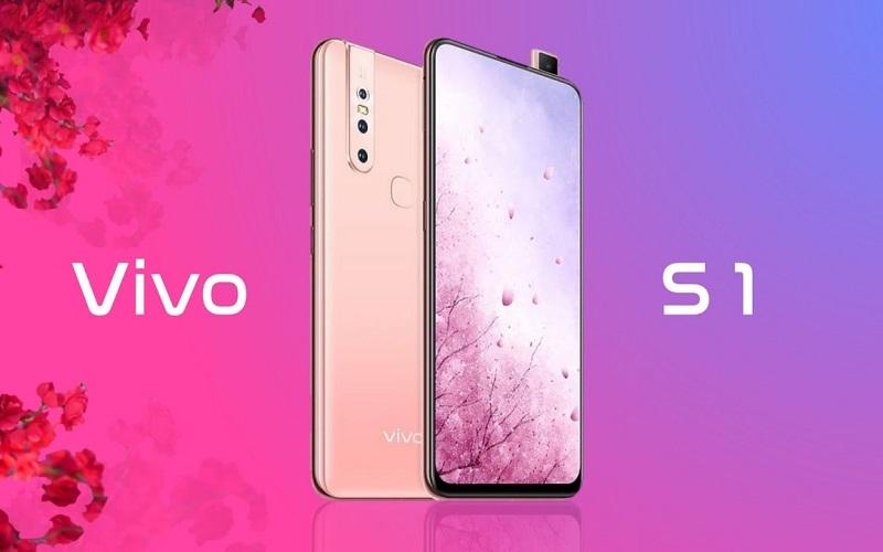 العملاق الصيني Vivo تطلق هاتف Vivo S1 صاحب الكاميرا المنبثقة