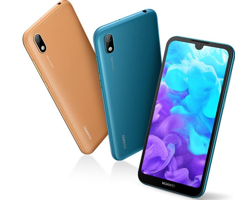 الكشف رسميًا عن هاتف Huawei الاقتصادي الجديد Huawei Y5 2019