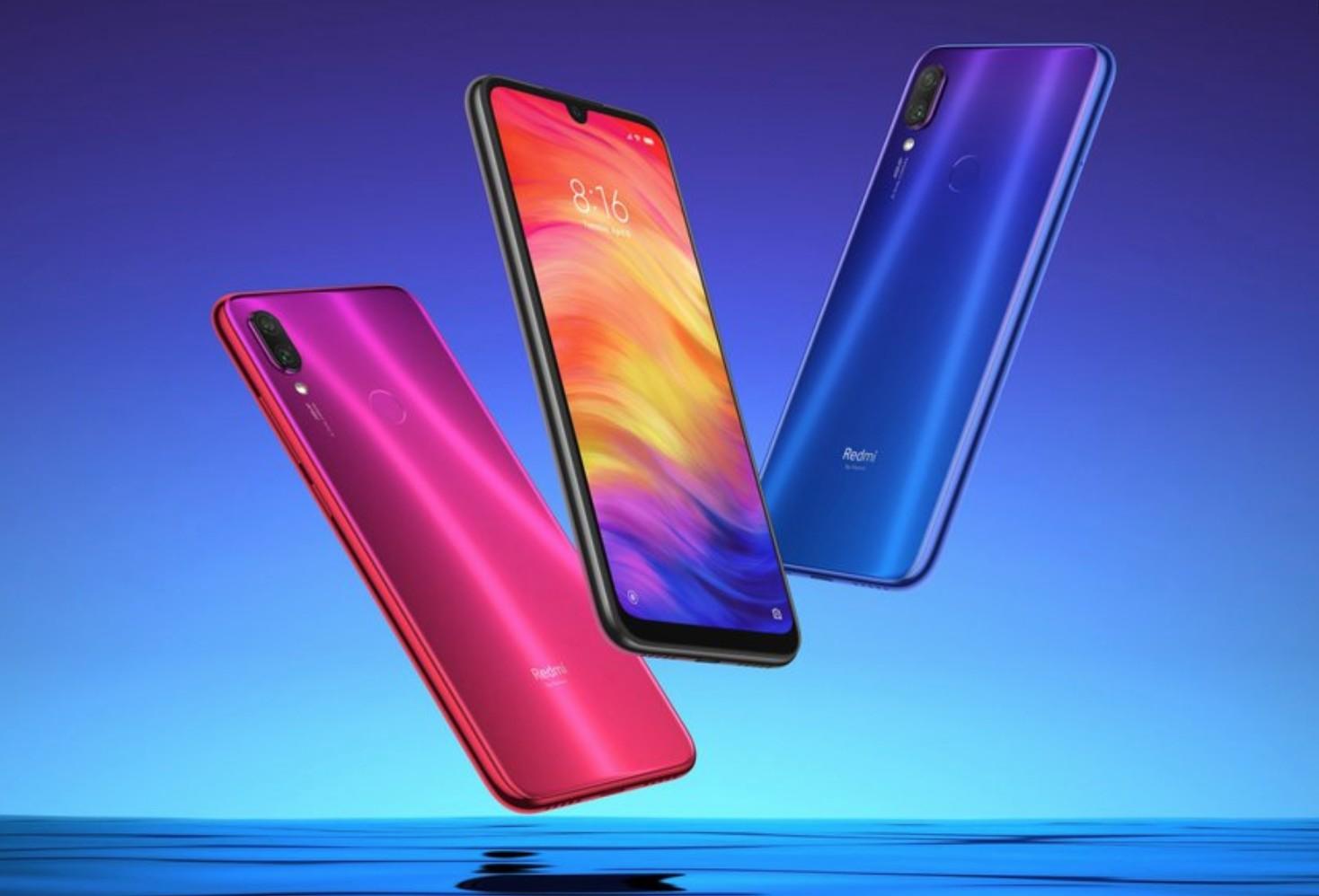 المقارنة الكاملة بين هاتف Huawei P30 Lite وهاتف Redmi Note 7