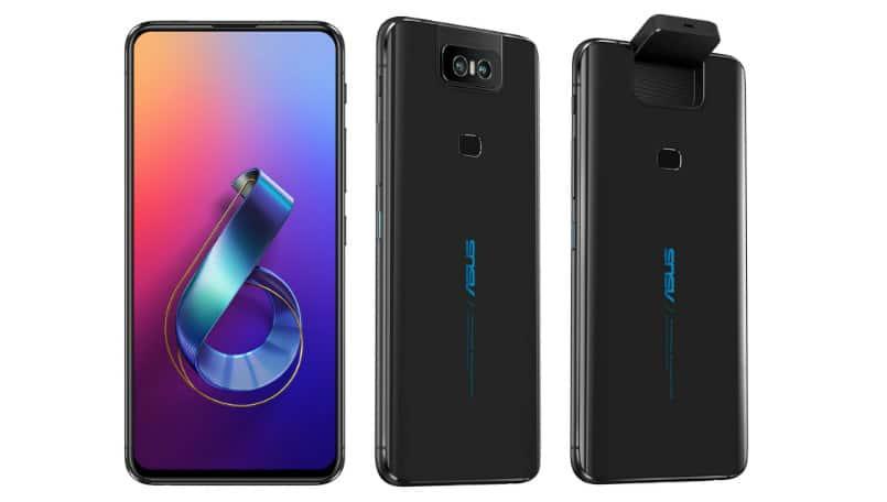 تصميم ثوري وإمكانيات رائعة ... الإعلان رسميًا عن هاتف Asus Zenfone 6 الرائد الجديد