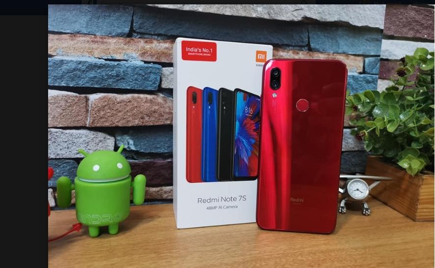 Redmi تعلن عن هاتف Redmi Note 7S في الهند