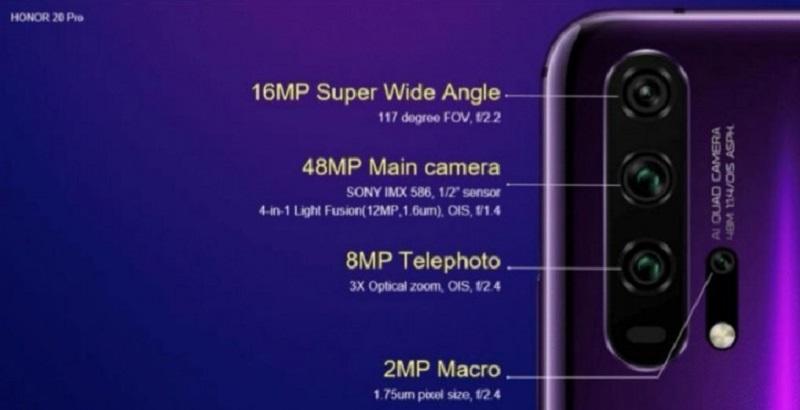 كل ما نعرفه عن هاتف Honor القادم نهاية هذا الشهر Honor 20 Pro gsmarena_001-2.jpg