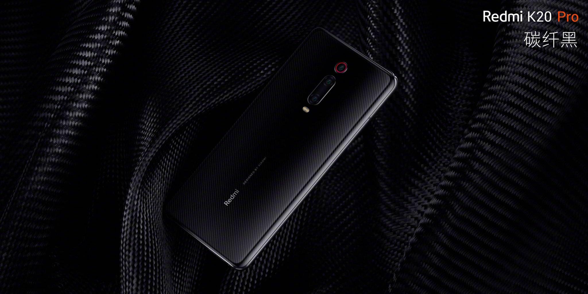 بعد التسريبات والتقارير ... Redmi تكشف رسميًا عن هاتفي Redmi K20 Pro وRedmi K20