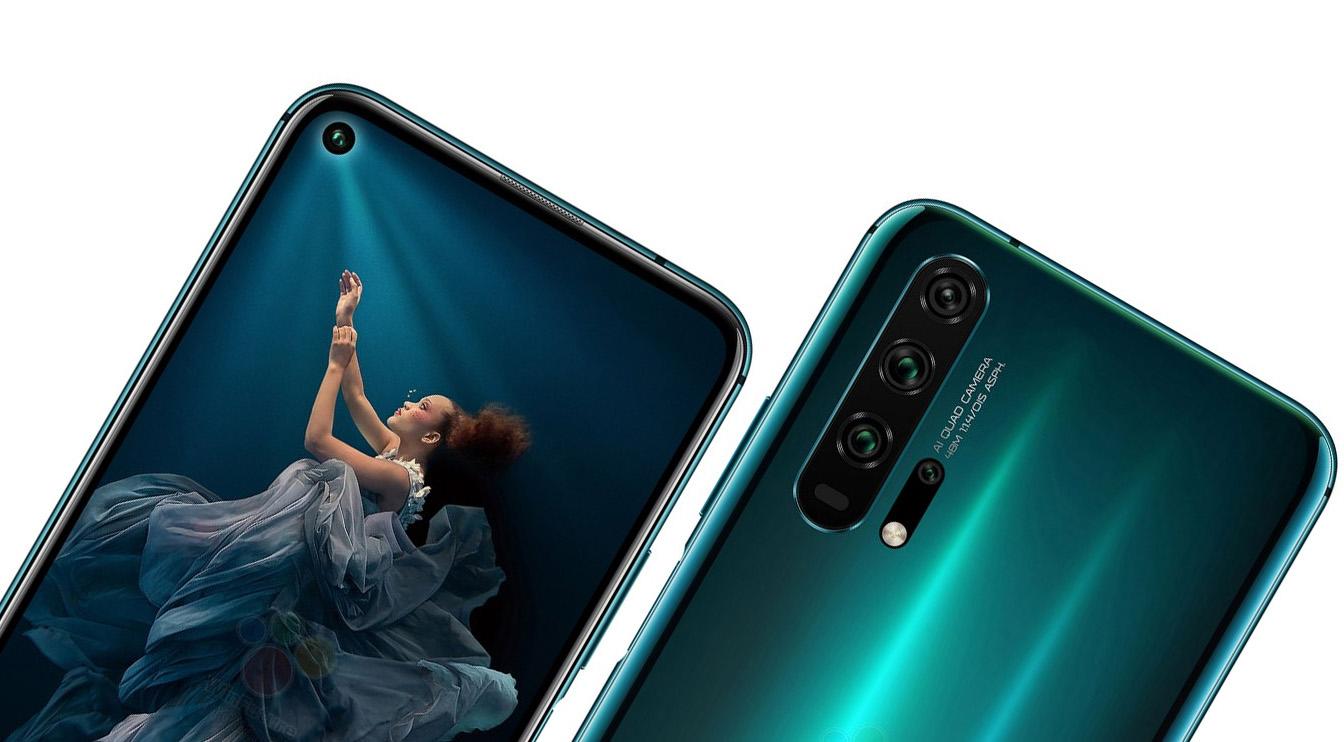 شركة Honor تكشف عن ثلاثة هواتف جديدة منتمية لسلسلة Honor 20