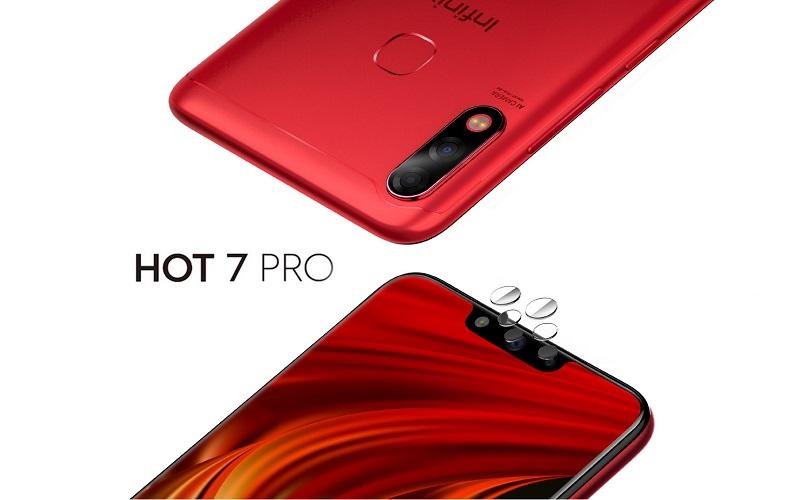 مراجعة هاتف Infinix Hot 7 Pro ذو الأربع كاميرات والمتوفر حاليًا في السوق المصري
