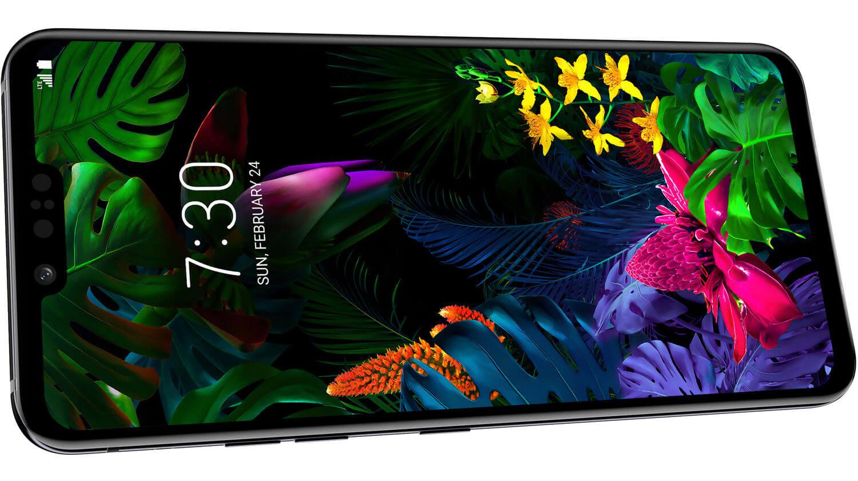 هاتف LG G8s ThinQ يبدأ ظهوره الرسمي في الأسواق العالمية أخيرًا