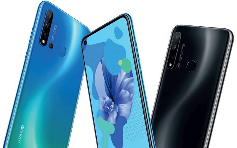 عملاق الصين Huawei يسجل هاتف جديد بكاميرا رباعية العدسات وبطارية تقارب 4000 ميللي أمبير