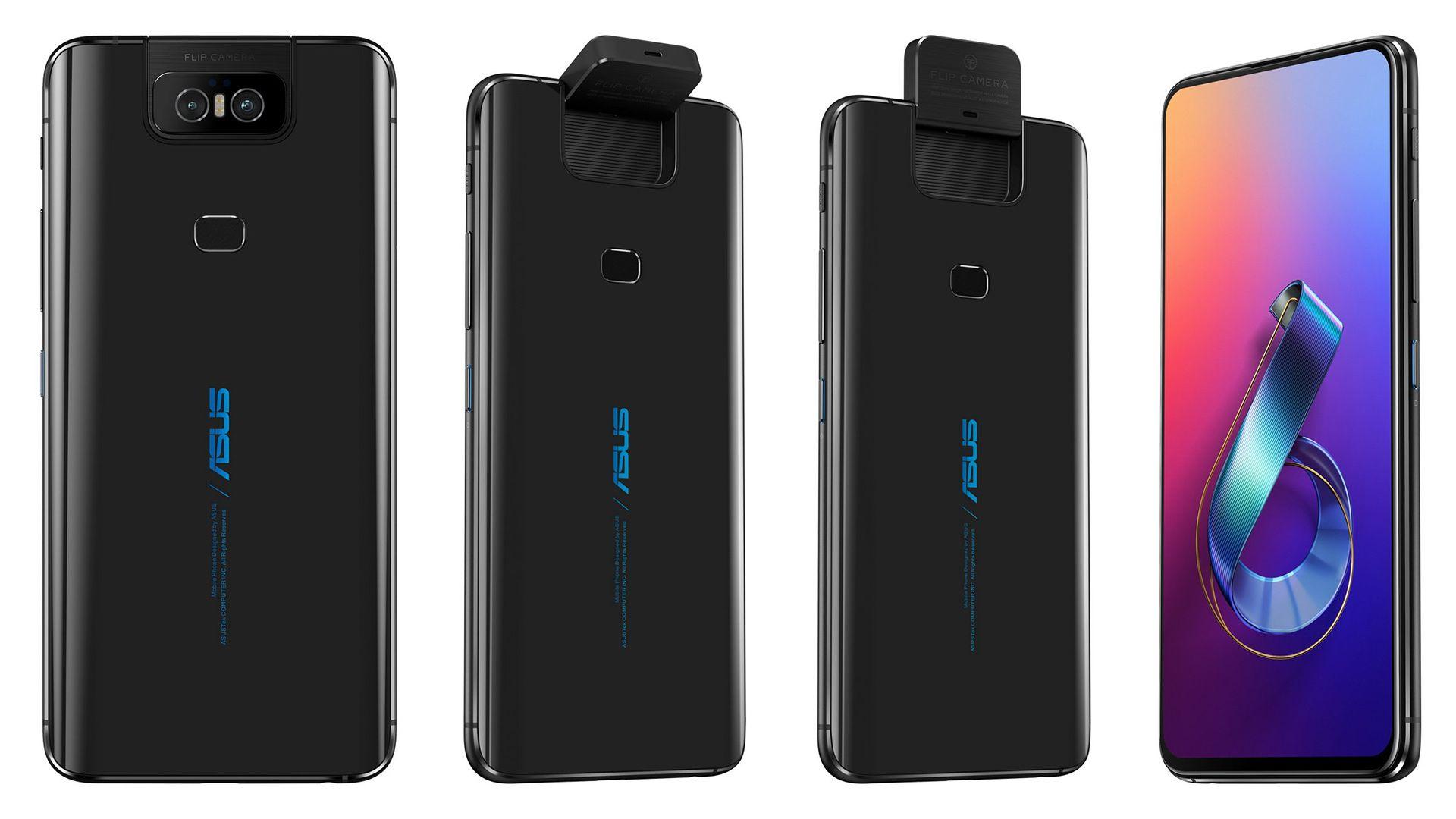 المراجعة الكاملة لأفضل هواتف الكاميرا الأمامية على الإطلاق Asus Zenfone 6