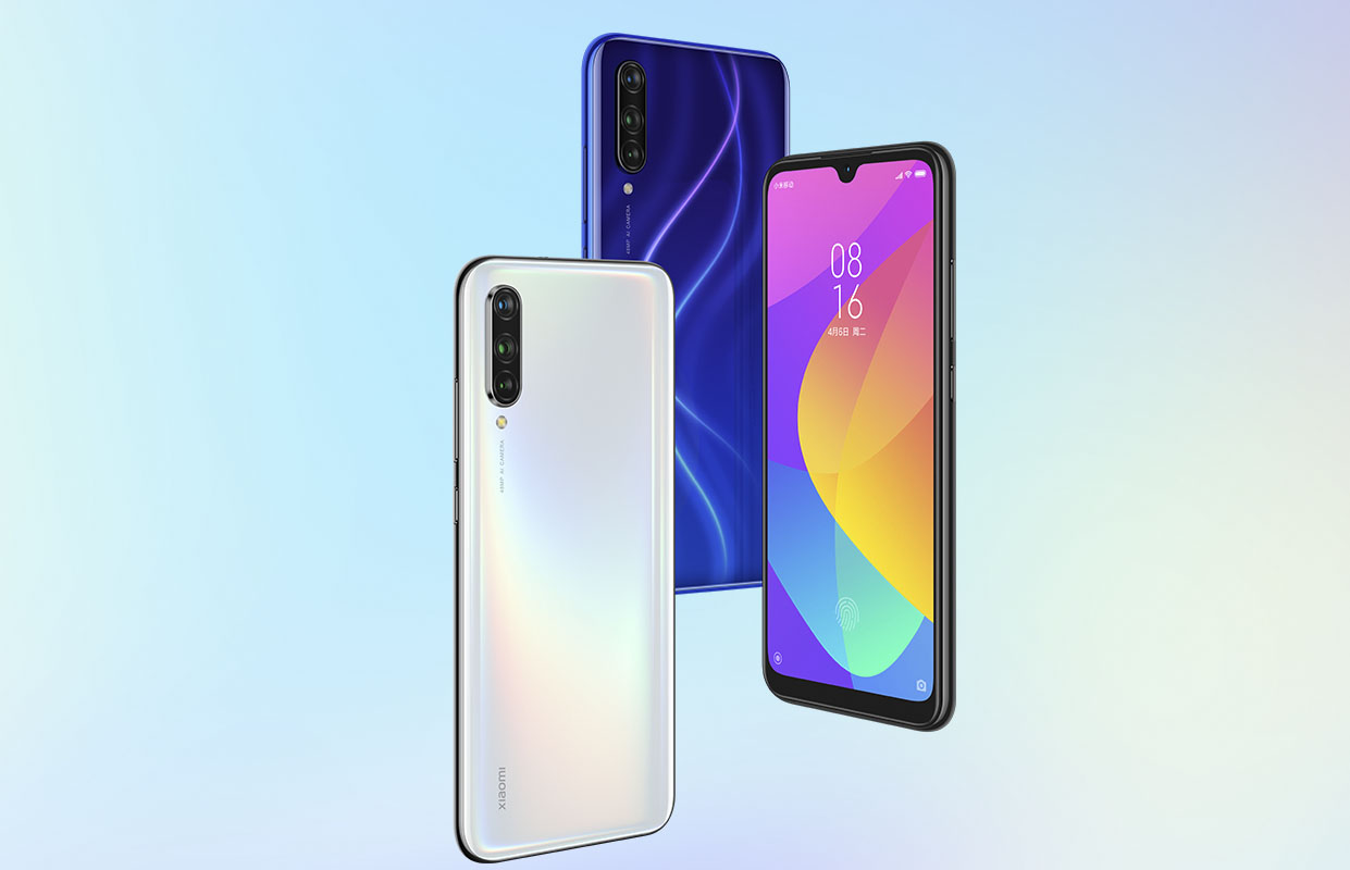 المقارنة الكاملة بين هاتف Xiaomi Mi CC9 وهاتف Huawei P30 Lite