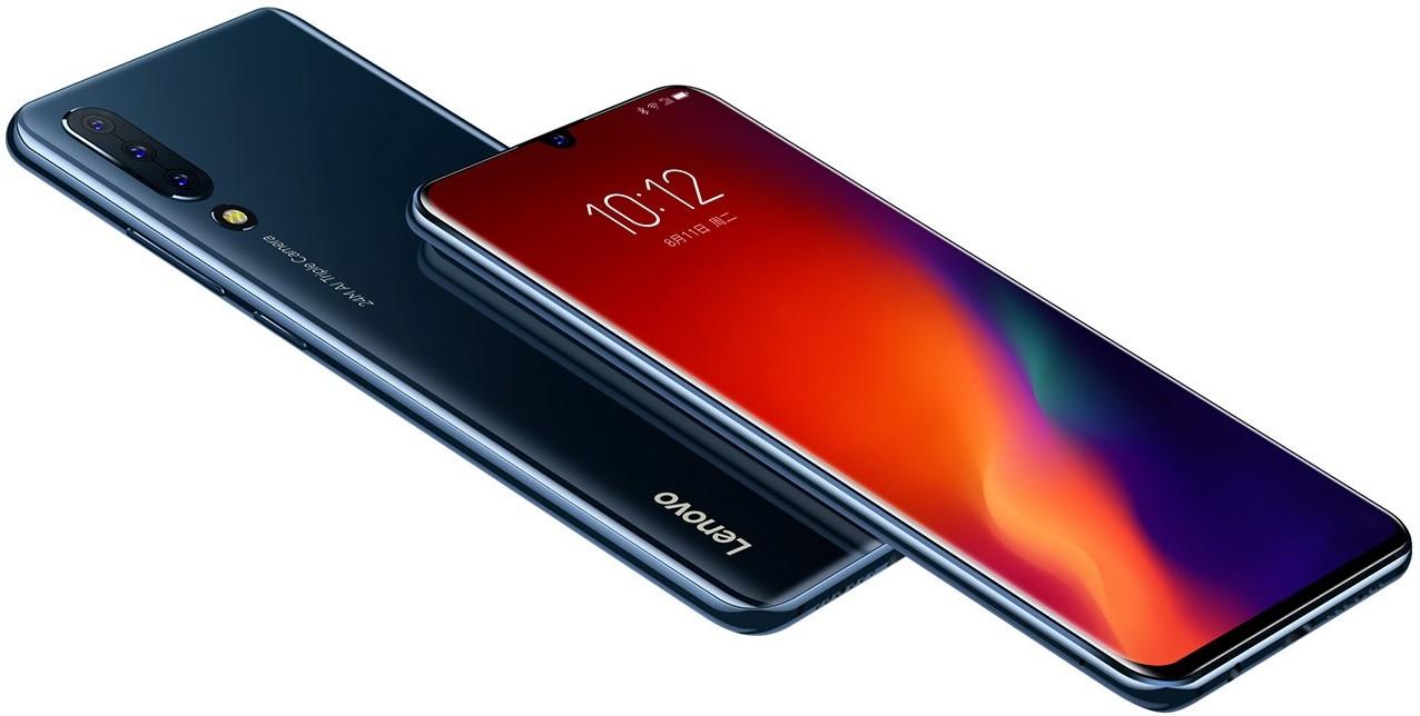 المراجعة الأولية لمواصفات هاتف Lenovo الجديد متوسط الفئة Lenovo Z6