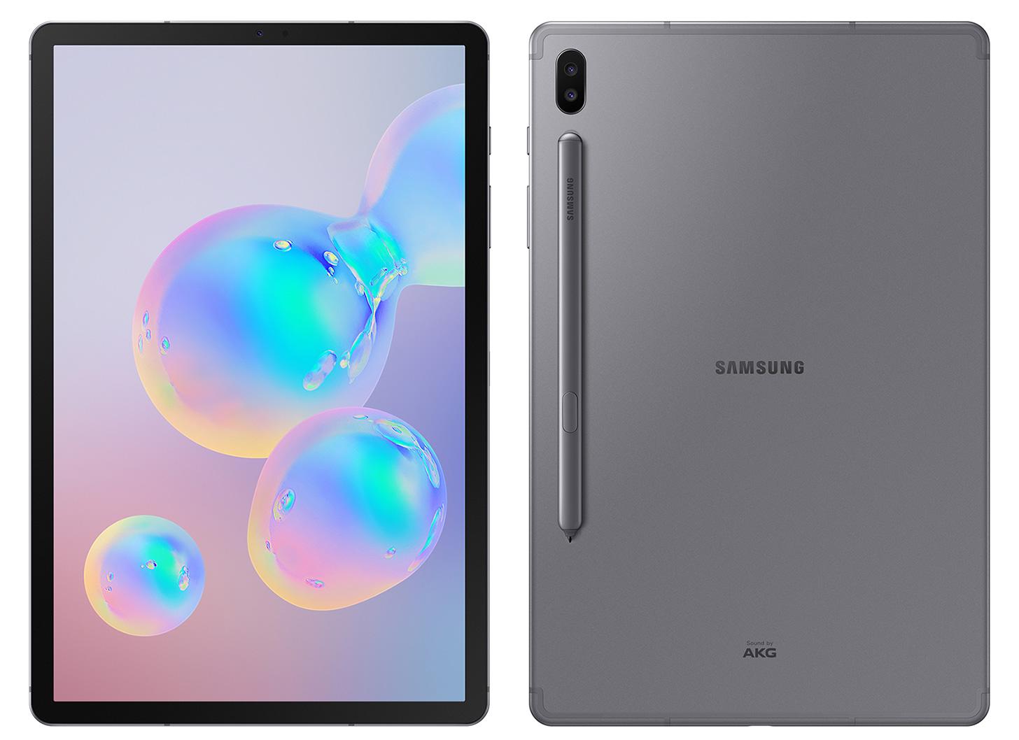 مراجعة مواصفات تابلت Samsung الجديد Samsung Galaxy Tab S6