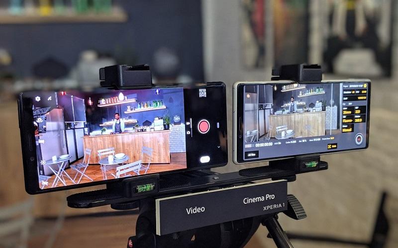 سوني تتحدى صانعي الأفلام من الطلاب لتصوير أفلامهم بكاميرا هاتف Sony Xperia 1