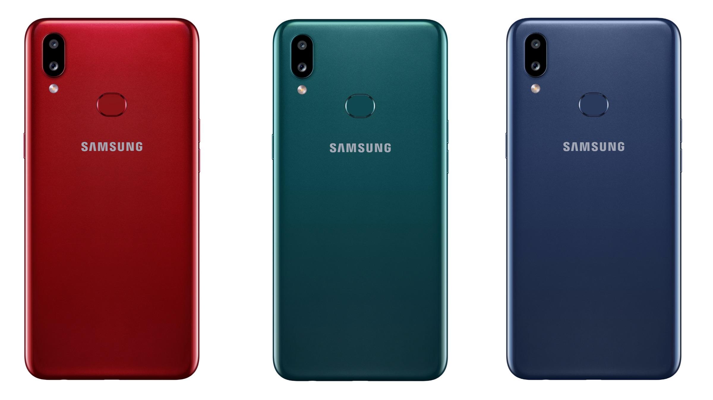 مراجعة هاتف Samsung الاقتصادي الجديد Samsung Galaxy A10s