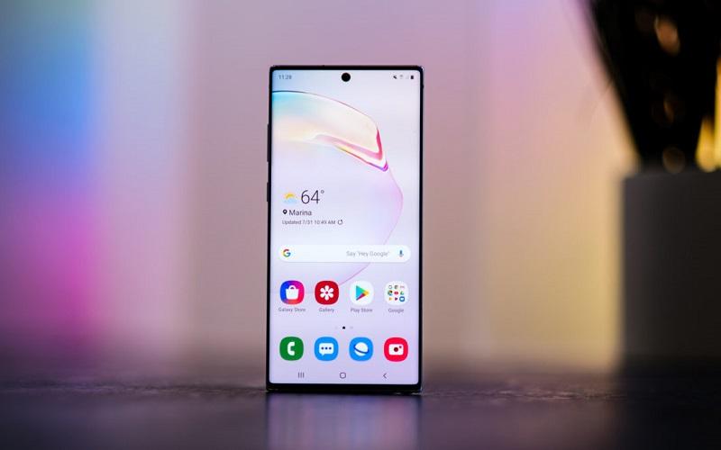 مزايا وعيوب هاتف Samsung الرائد الجديد Samsung Galaxy Note 10