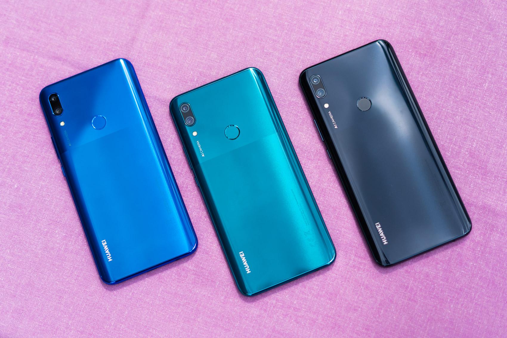 تعرف على جديد Huawei في عالم الهواتف Huawei P smart Pro 2019