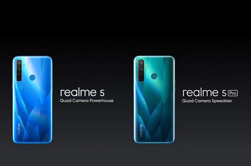 الغعلان رسميًا عن Realme 5 وRealme 5 Pro ... التغطية الكاملة لمؤتمر الهاتفين الجديدين