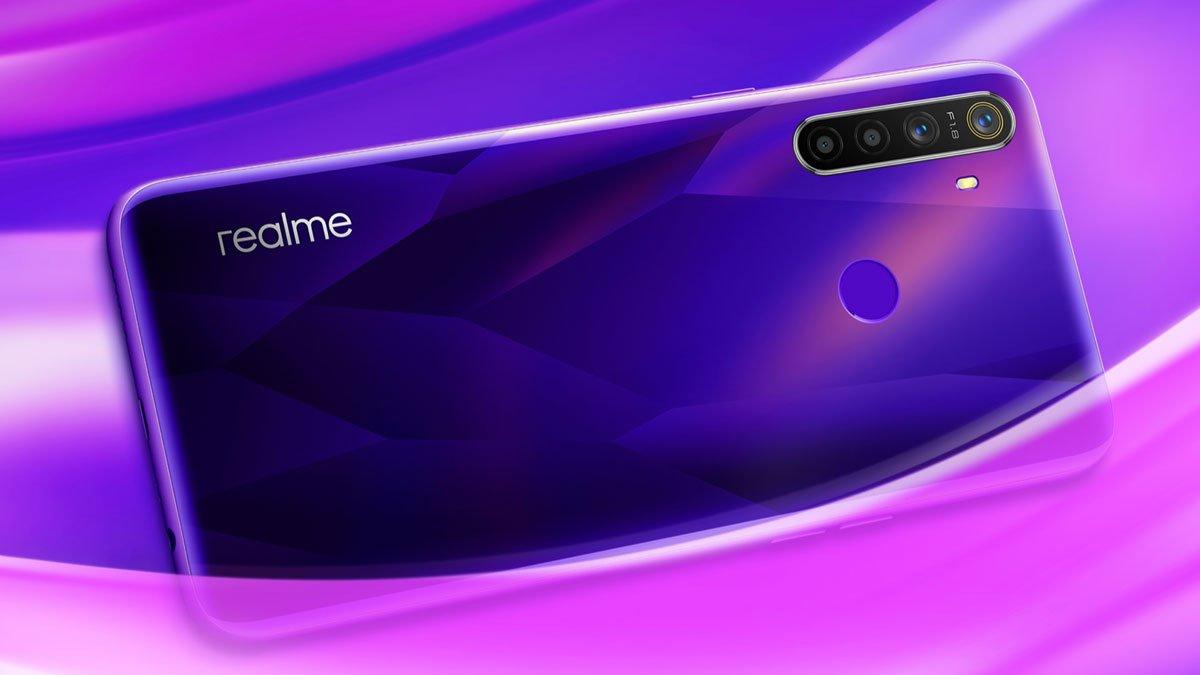 مزايا وعيوب هاتف Realme الجديد Realme 5 ذو الكاميرا الخلفية رباعية العدسات