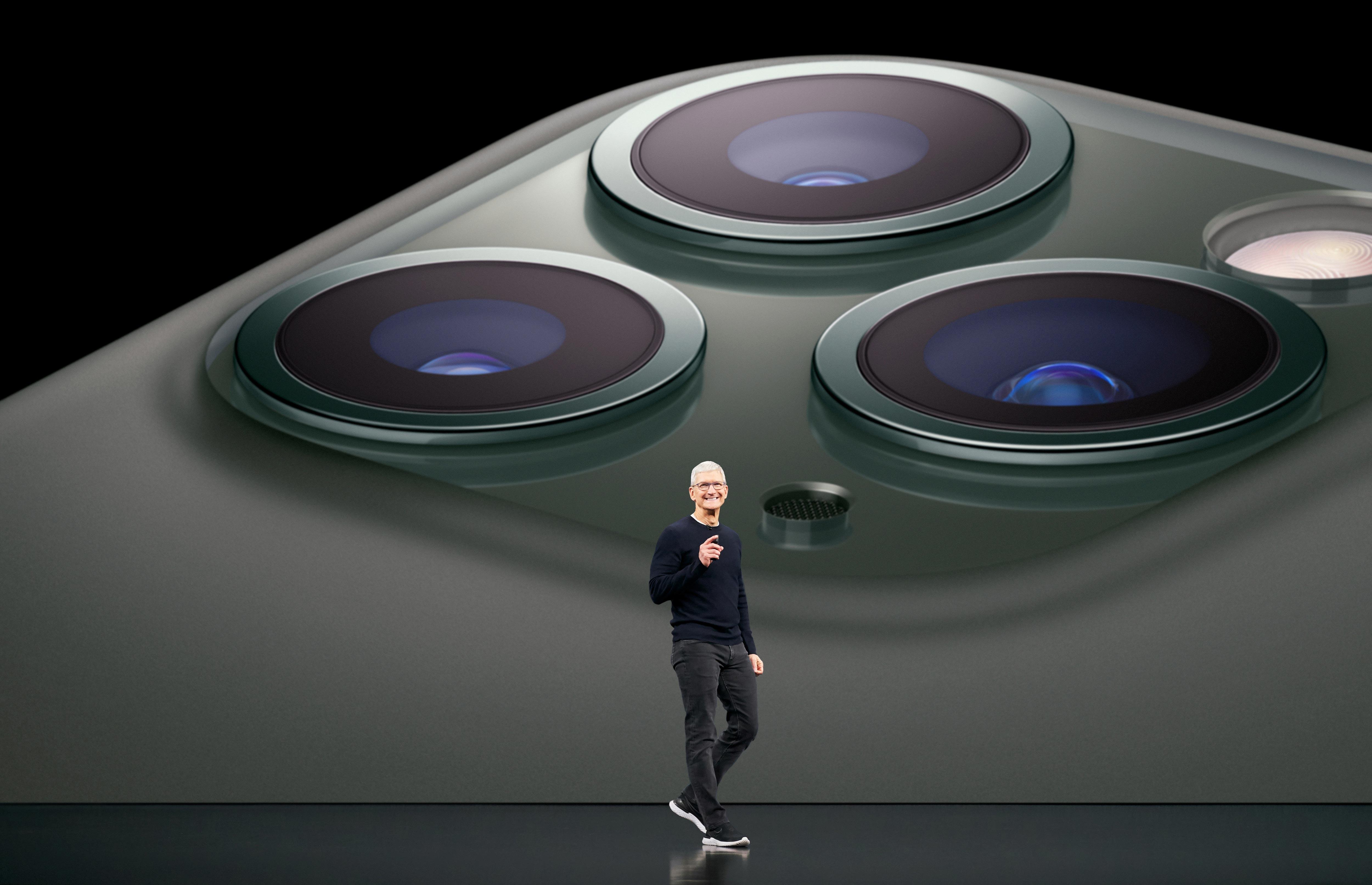 تغطية مؤتمر أبل واطلاق Apple iPhone 11 وأشقاؤه
