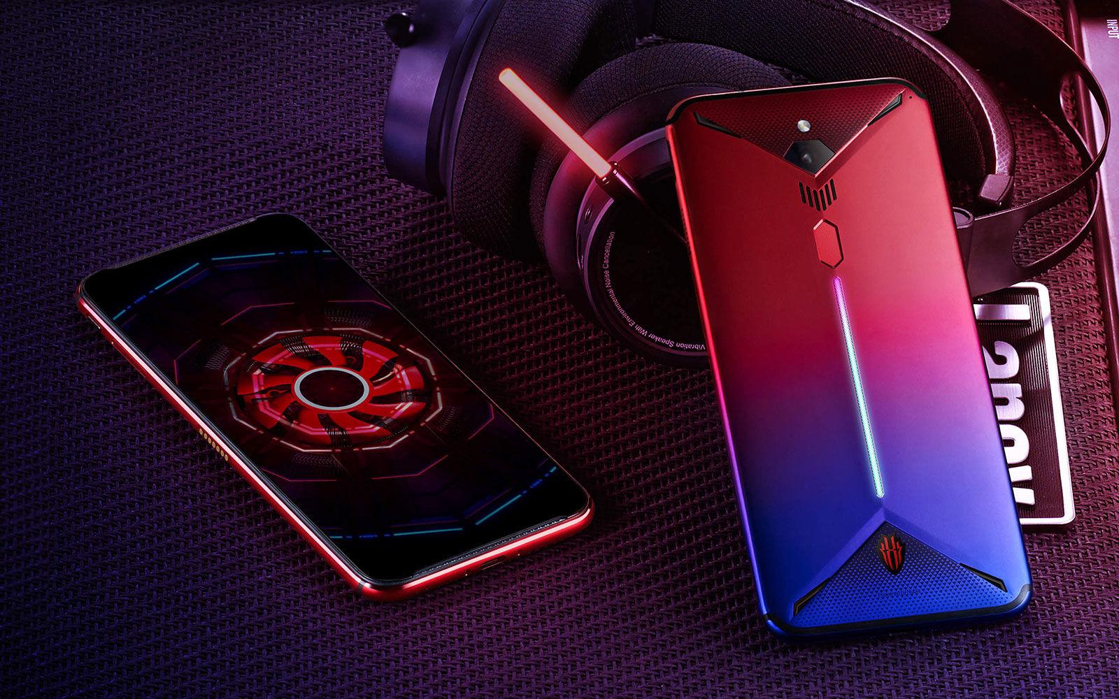 الإعلان عن هاتف الألعاب الجديد Nubia Red Magic 3S