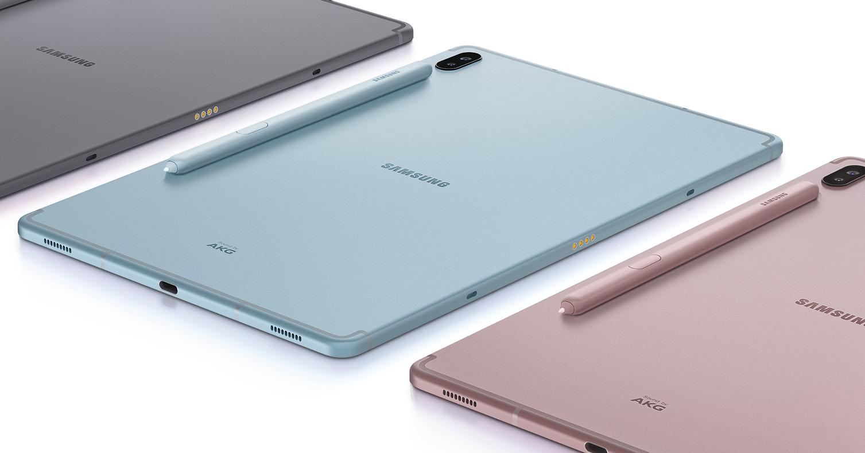 Galaxy Tab S6 5G