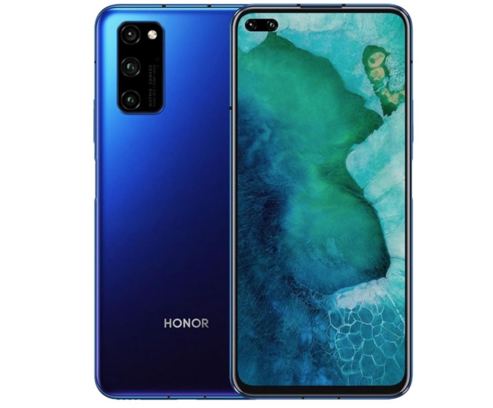 الإعلان الرسمي عن الهاتف الذكي Honor V30 و Honor V30  pro