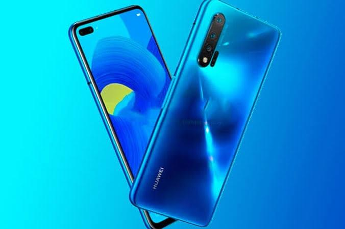 التسريبات الكاملة لهاتف Huawei nova 6
