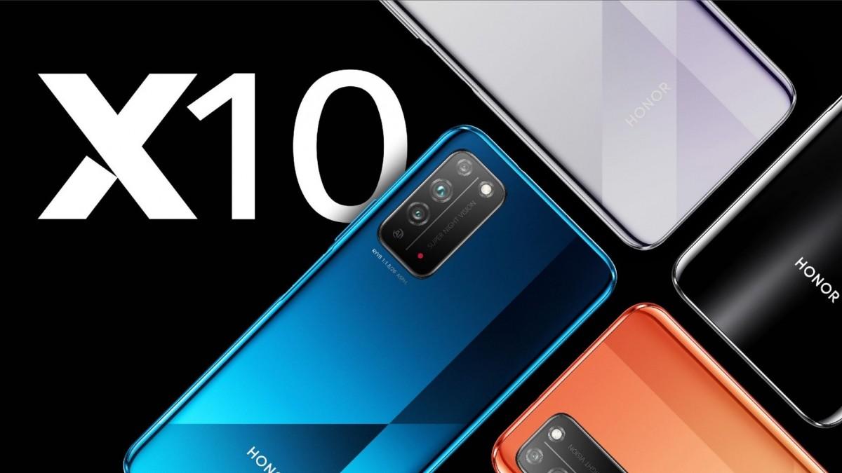 هونور تعلن هاتف Honor Honor-X10-5G-1.jpg