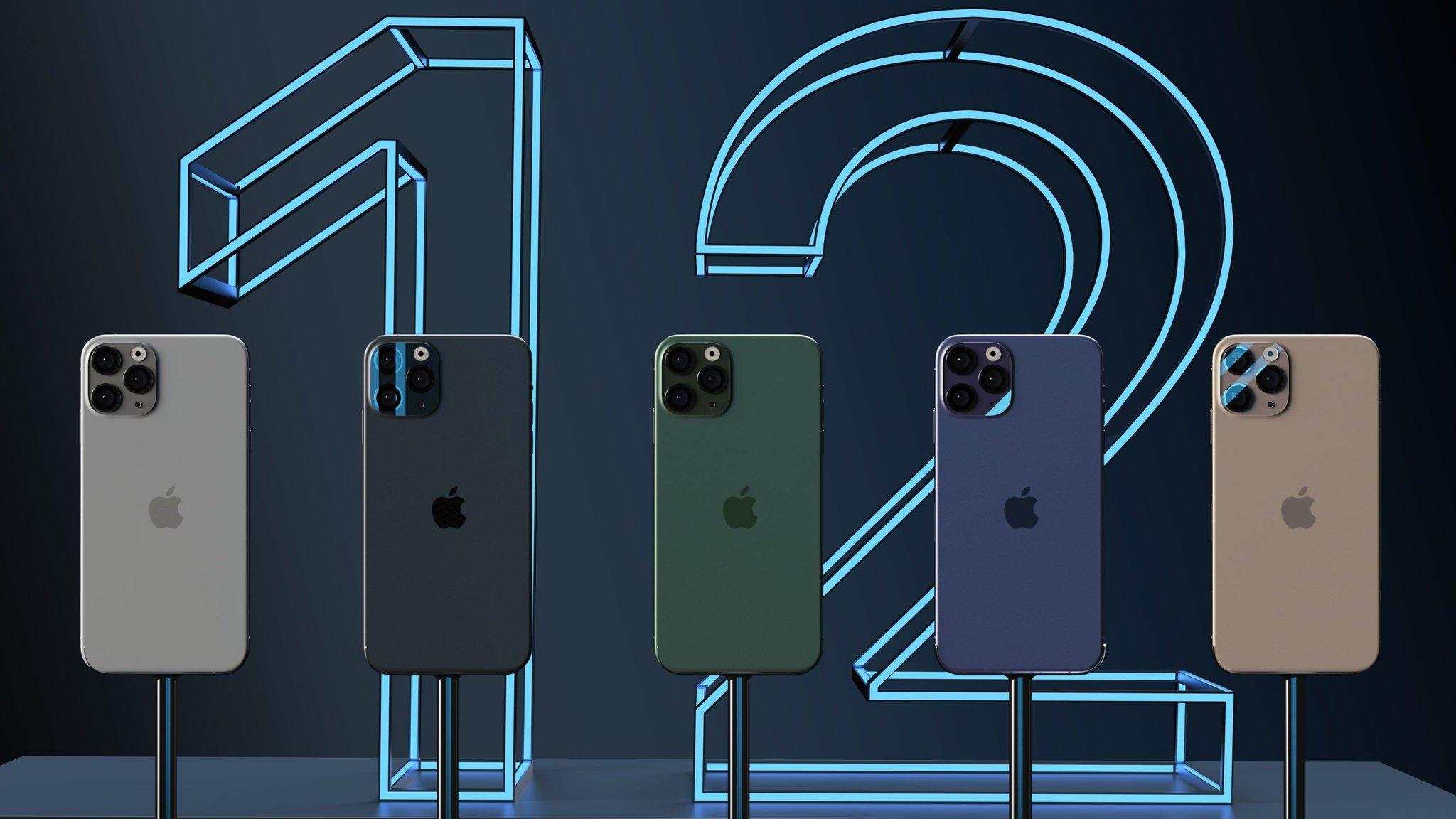هواتف ايفون 12 ستكون قادرة على تصوير الفيديو بدقة 4K بسرعة 240 إطار في الثانية