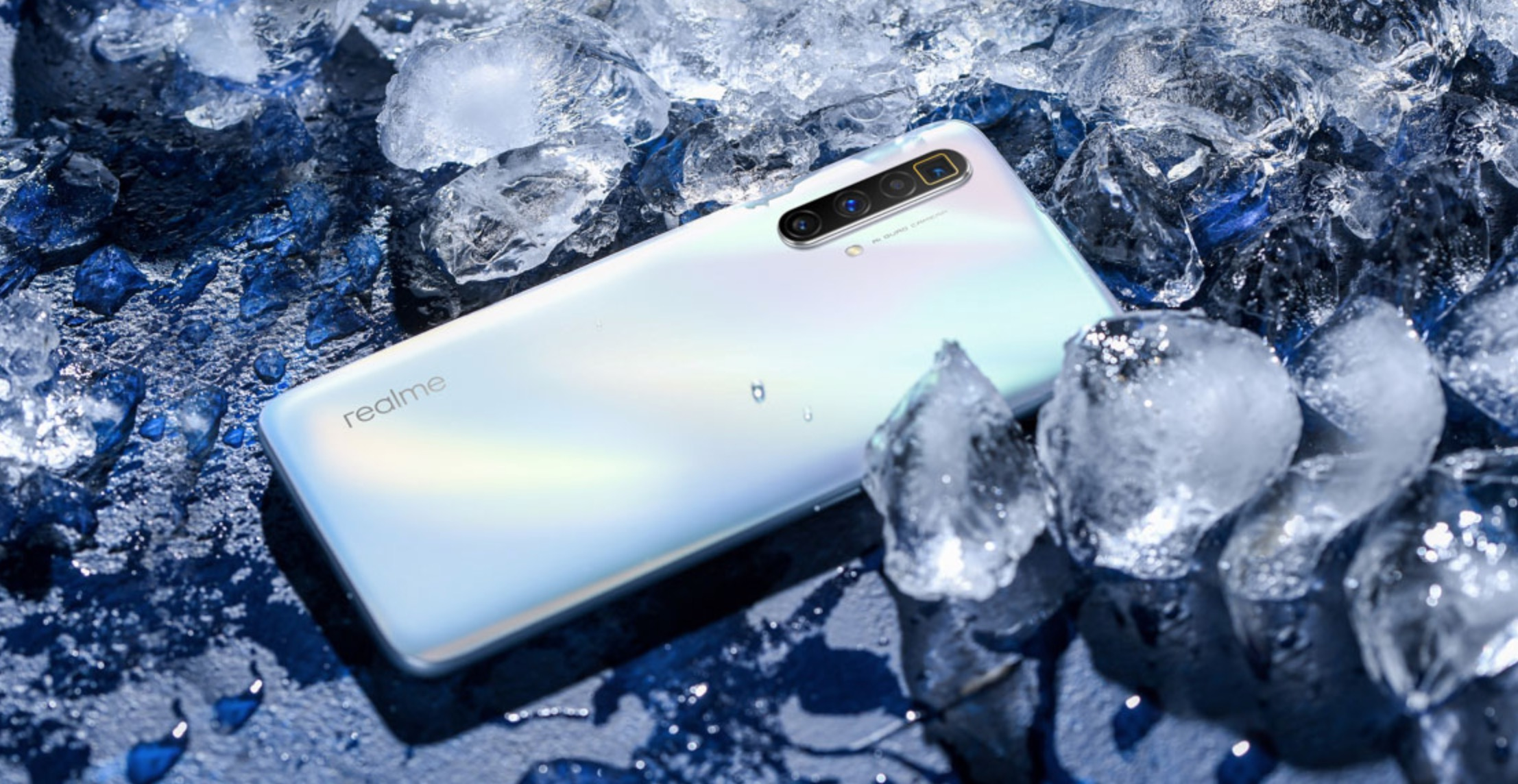 إطلاق الهاتف الرائد Realme X3