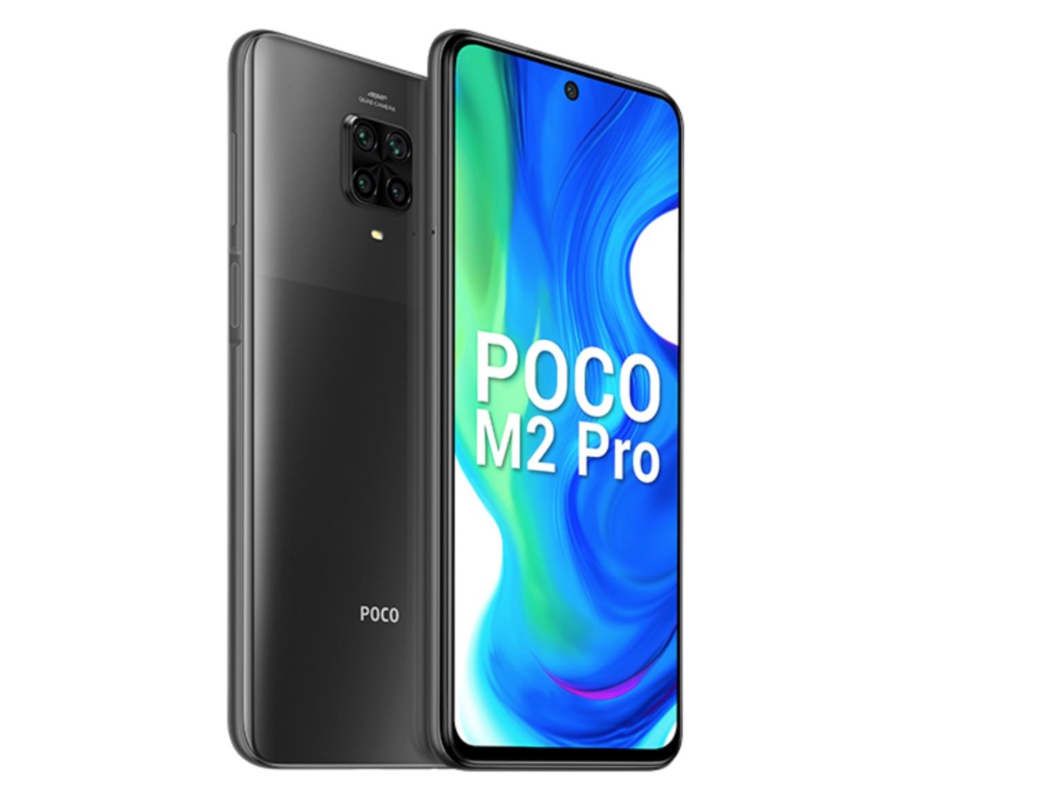 بدء الكشف عن مواصفات Poco M2 Pro بمعالج Snapdragon 720