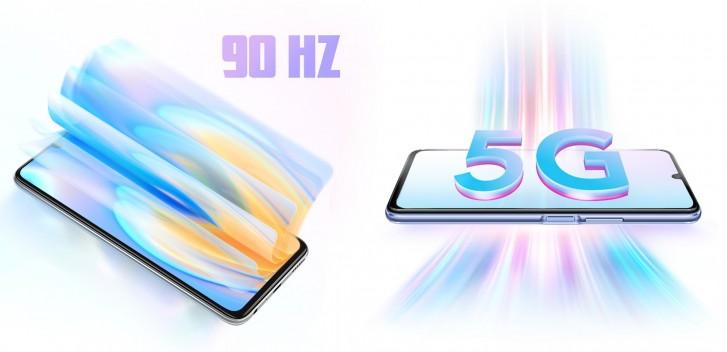 مواصفات وأسعار هاتف Honor 30 Lite الجديد