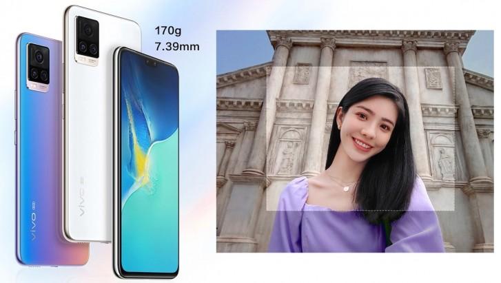 فيفو تعلن عن هاتف Vivo S7 5G الجديد