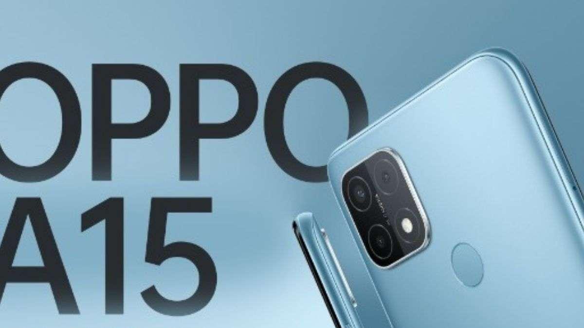 صورة أوبو تعلن عن هاتف Oppo A15 رسمياً في الهند