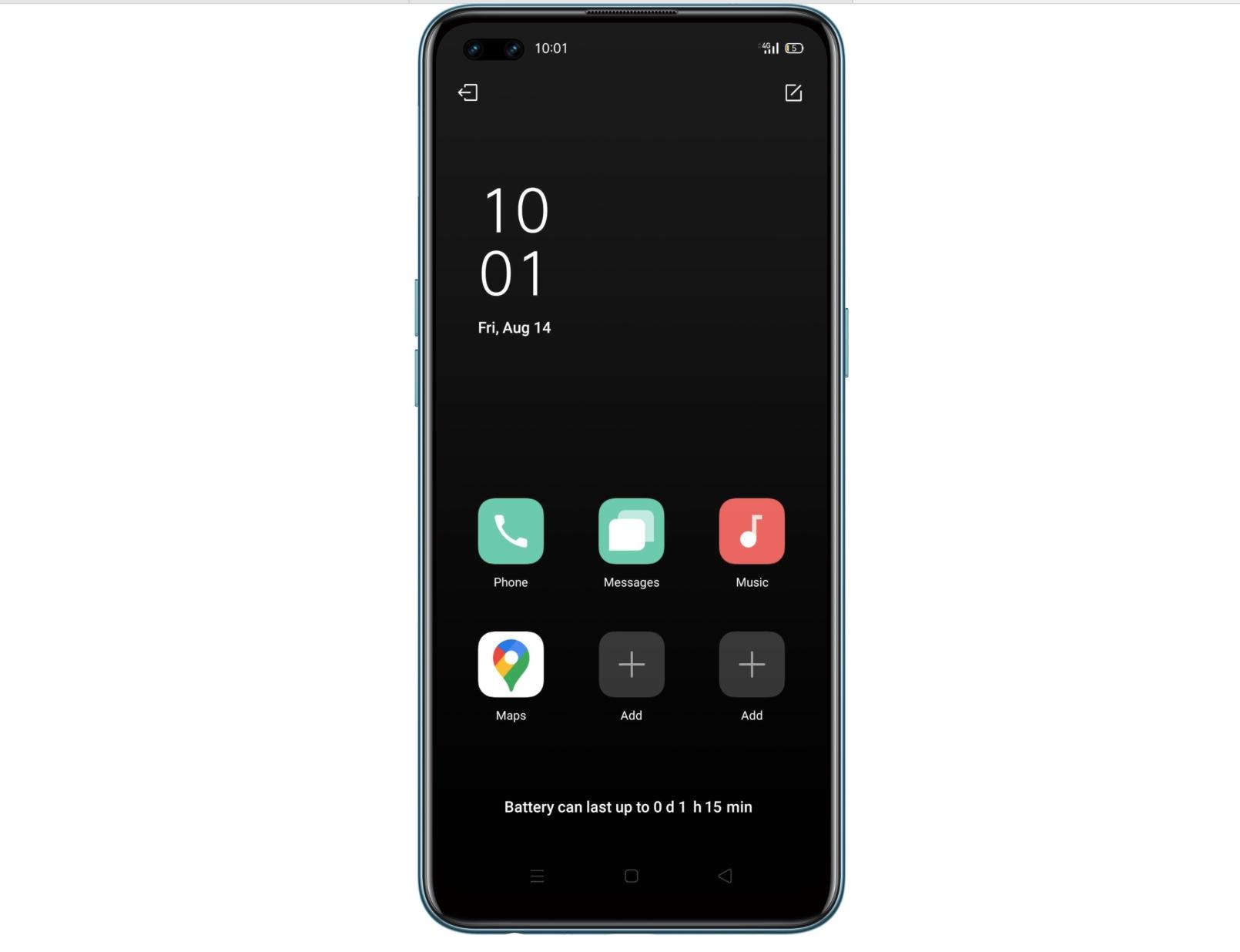 صورة شركة أوبو تقدم نسخة جديدة من Oppo A93 5G بمواصفات مختلفة. تعرف عليها